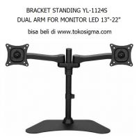 HYDRA 1124s DESK STANDING BRACKET TV LCD/LED